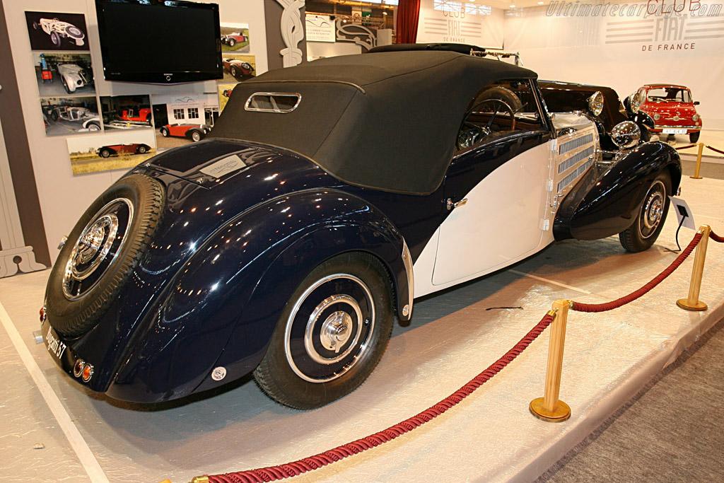 Bugatti Type 57 Stelvio - Chassis: 57366   - 2008 Retromobile