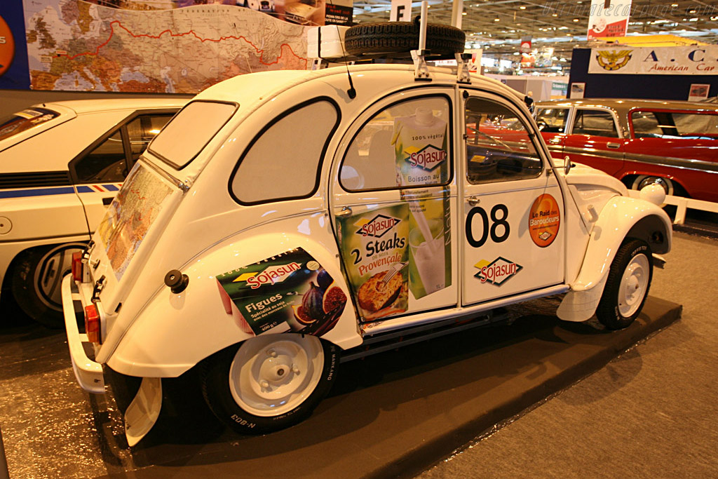 Citroën 2CV    - 2008 Retromobile
