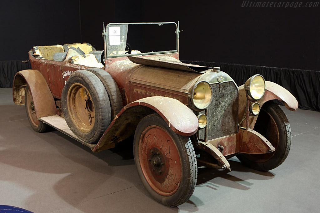 Cottin-Desgouttes 14/16hp Type K Tourer - Chassis: 5039   - 2008 Retromobile