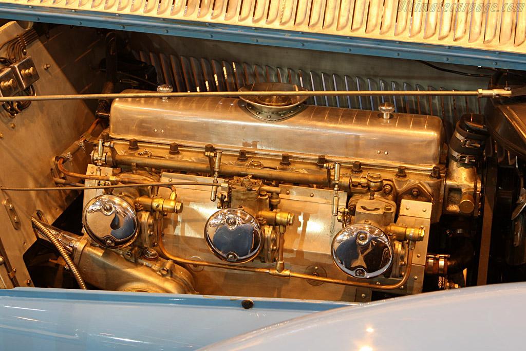 Delage D6 Competition    - 2008 Retromobile