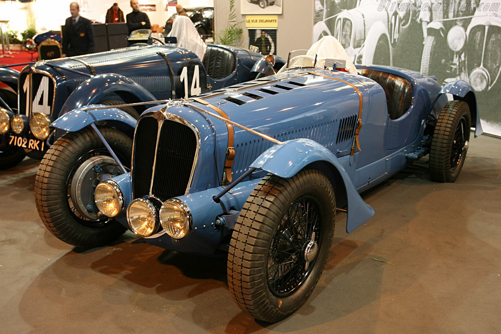 Delahaye 135 Special - Chassis: 47187   - 2008 Retromobile