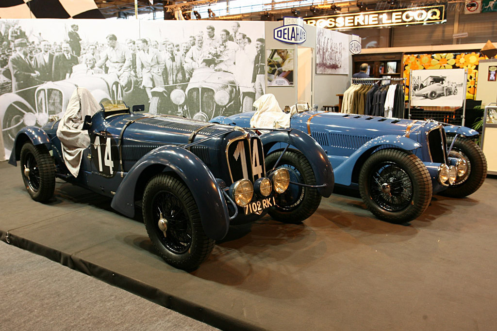 Delahaye 135 Special - Chassis: 46084   - 2008 Retromobile