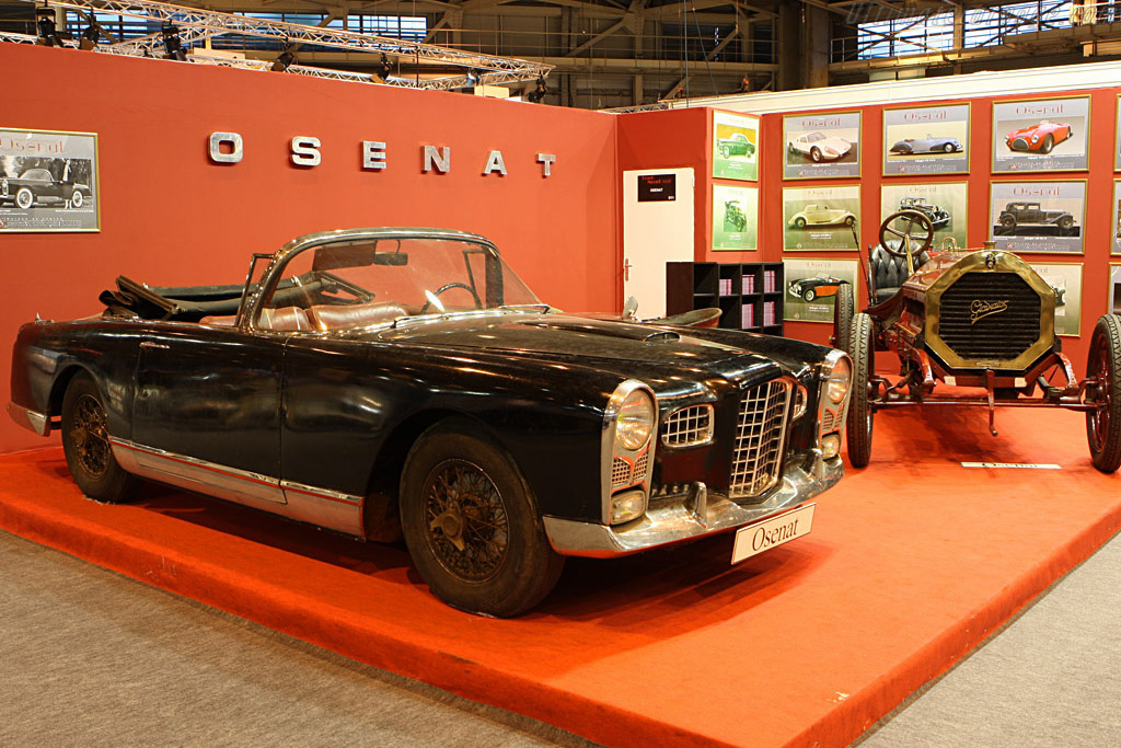 Facel Vega    - 2008 Retromobile