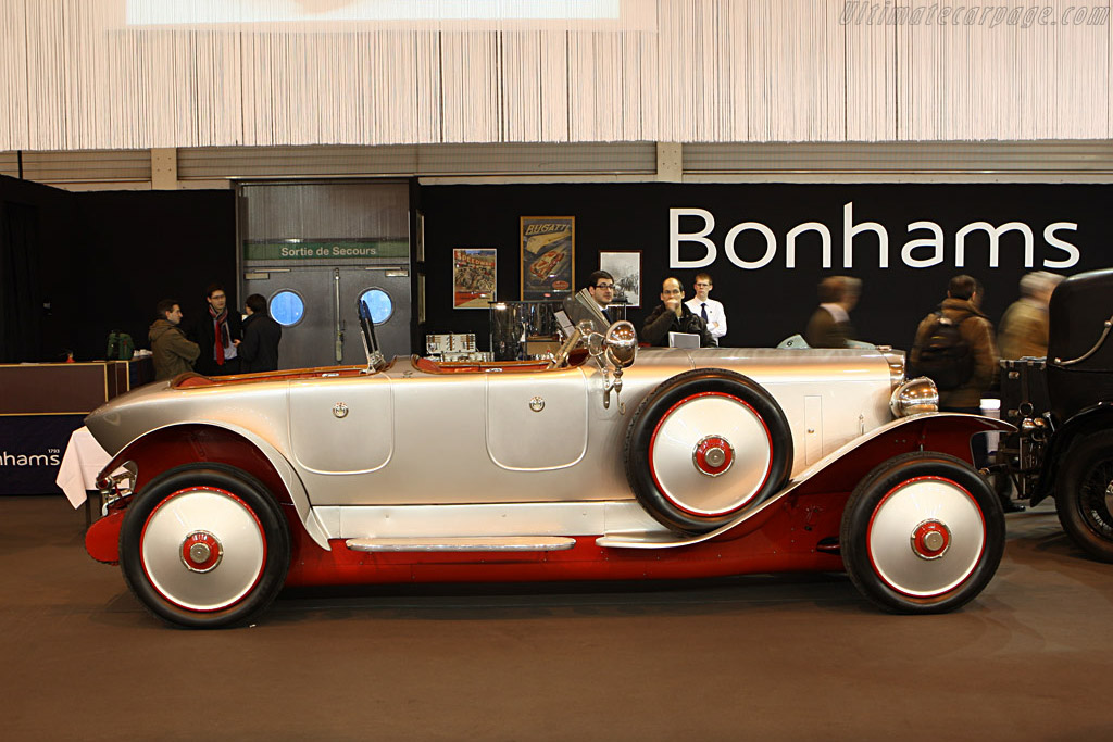 Farman A6B Super Sport Torpedo - Chassis: 428   - 2008 Retromobile