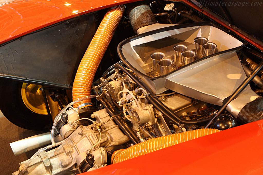Ferrari Dino 206 SP Spyder    - 2008 Retromobile