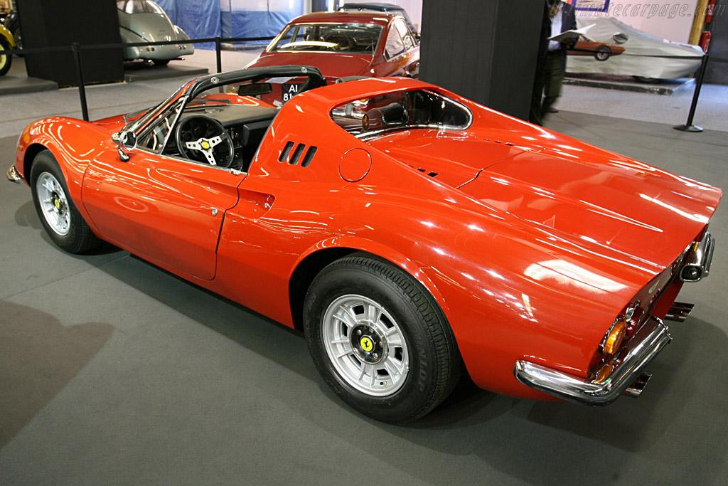 Ferrari Dino 246 GTS - Chassis: 03902   - 2008 Retromobile