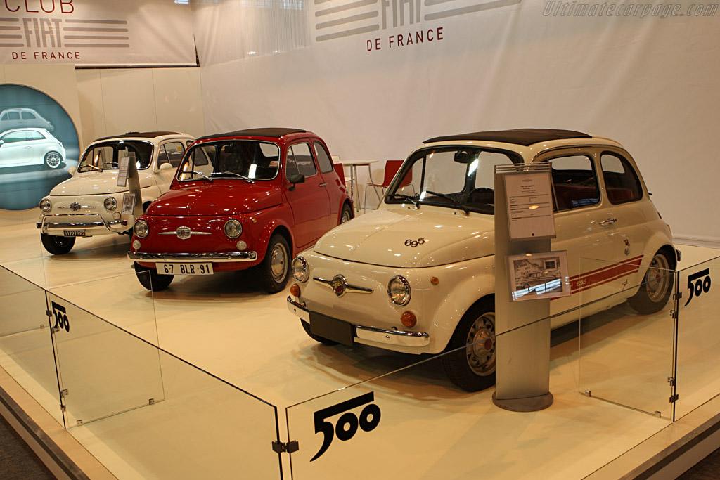 Fiat 500    - 2008 Retromobile