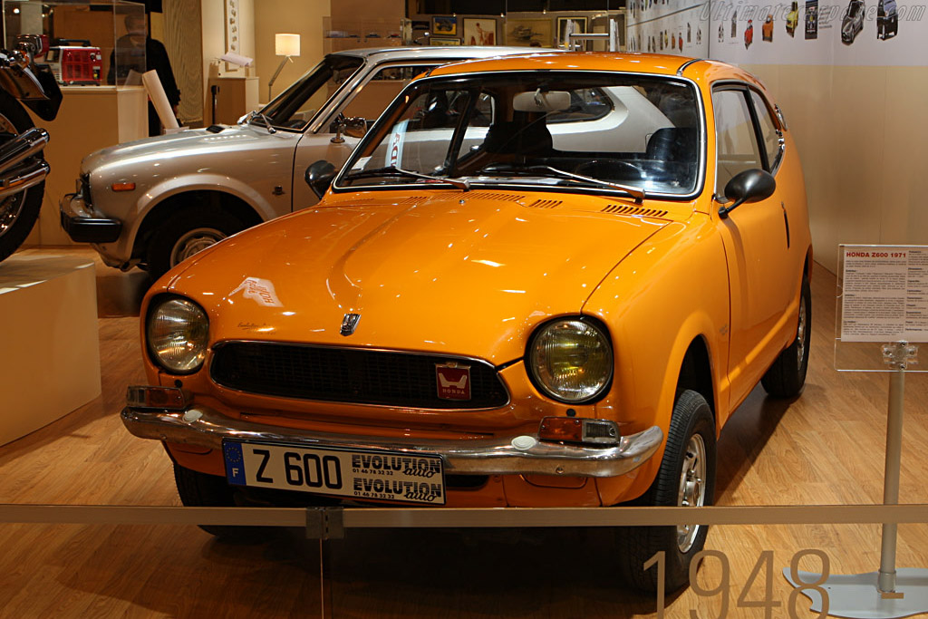 Honda Z600    - 2008 Retromobile