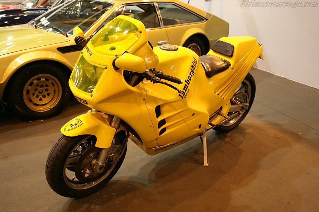 Lamborghini Motorcycle    - 2008 Retromobile