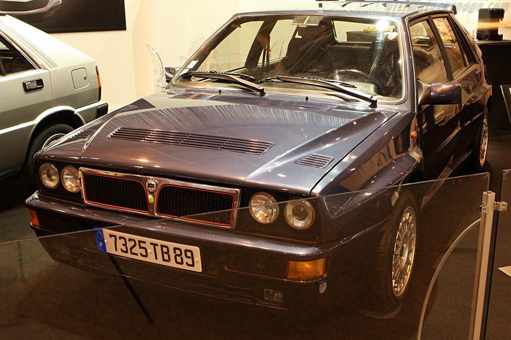 Lancia Delta Integrale    - 2008 Retromobile