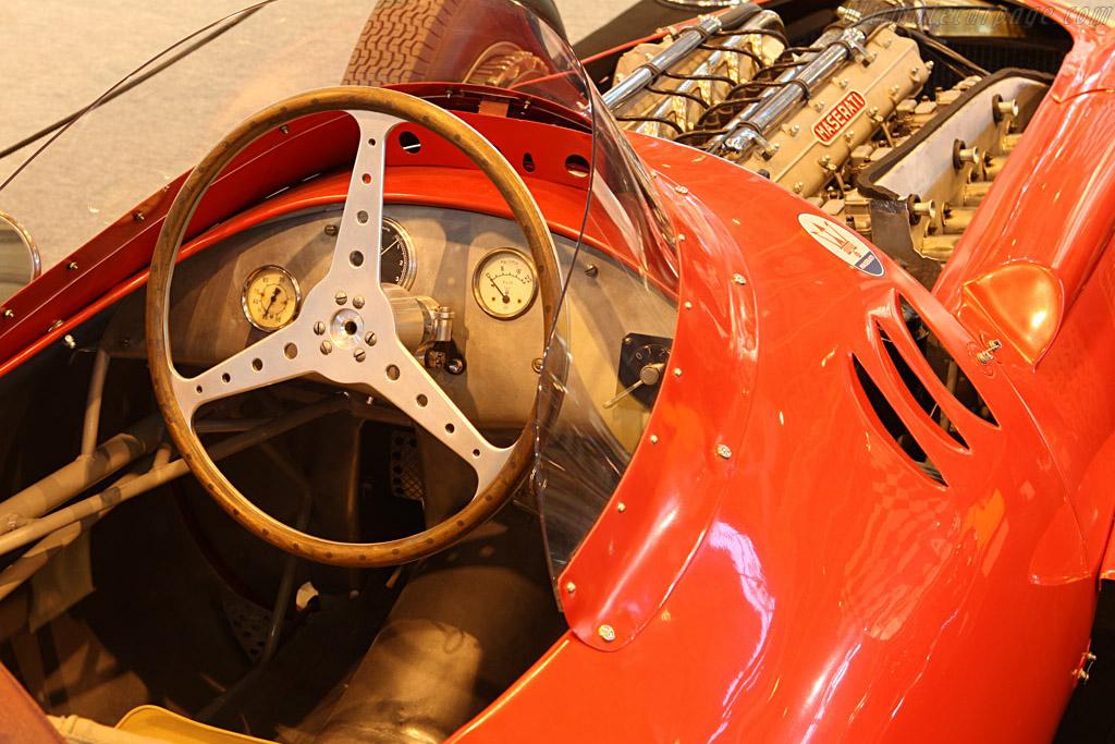 Maserati 250F - Chassis: 2529   - 2008 Retromobile
