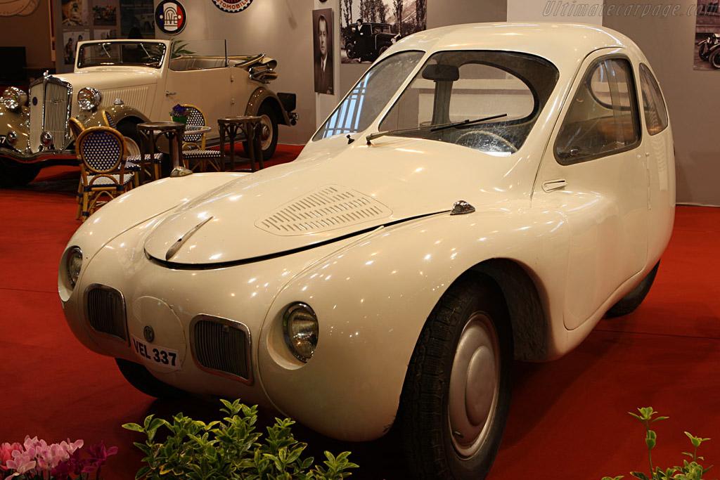 Mathis 333    - 2008 Retromobile