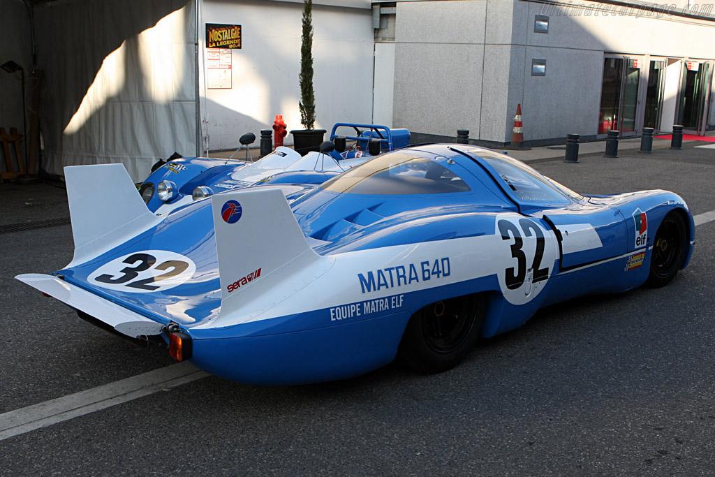 Matra MS640    - 2008 Retromobile