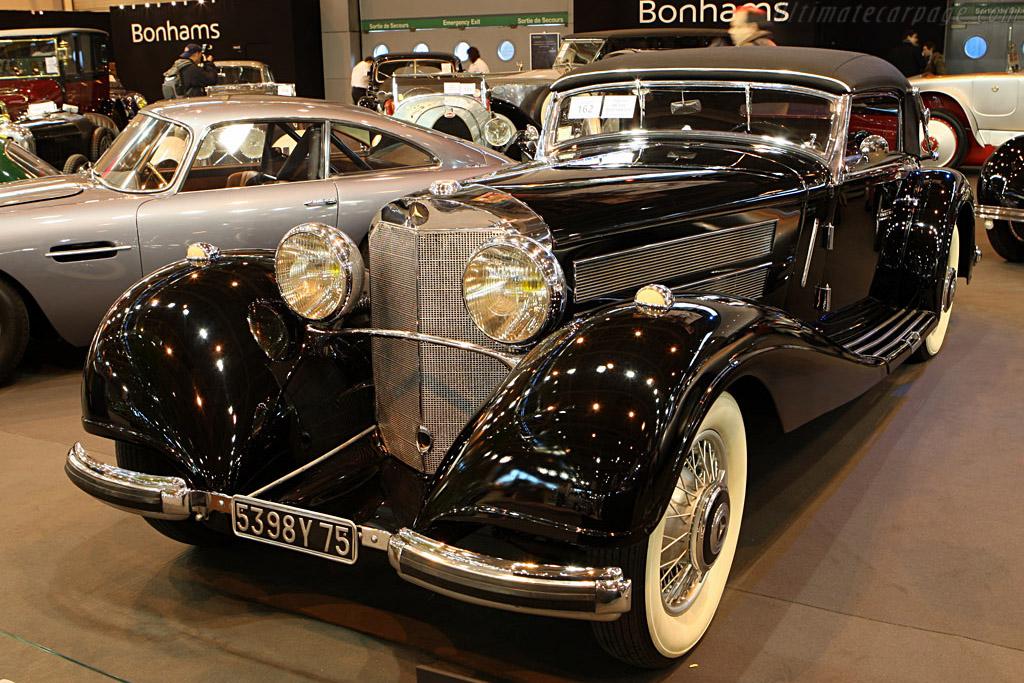 Mercedes-Benz 500 K Cabriolet A - Chassis: 105383  - 2008 Retromobile