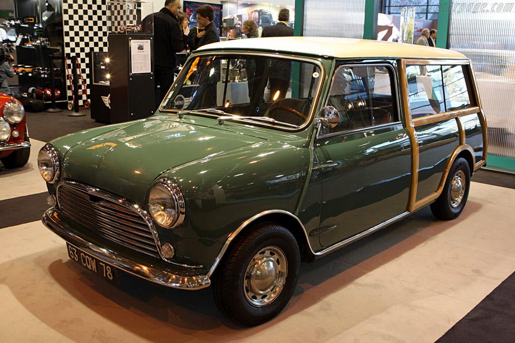 Mini Traveller    - 2008 Retromobile