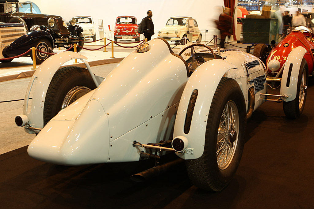 Talbot Lago Monoplace Decalee - Chassis: 90130   - 2008 Retromobile