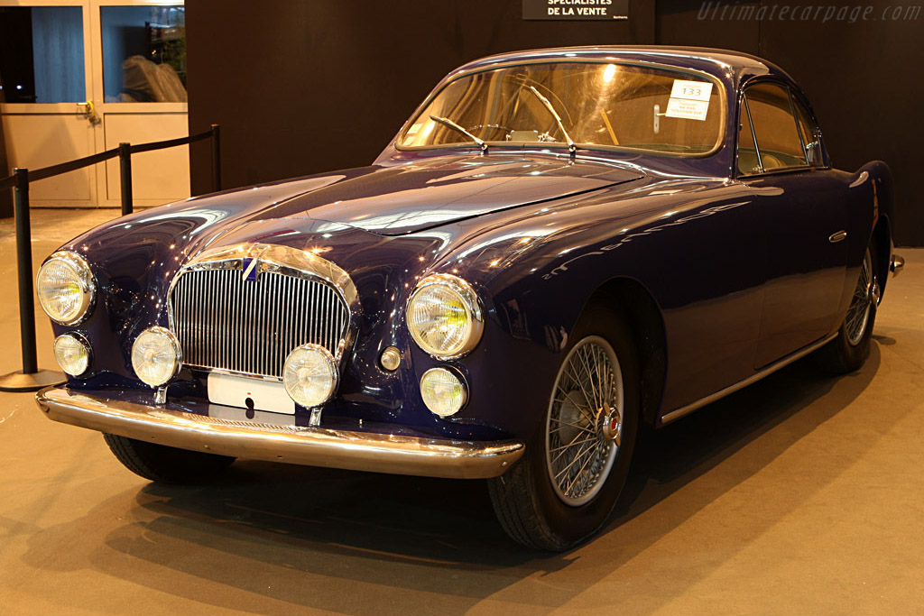 Talbot Lago T26 Grand Sport Coupe - Chassis: 111003   - 2008 Retromobile