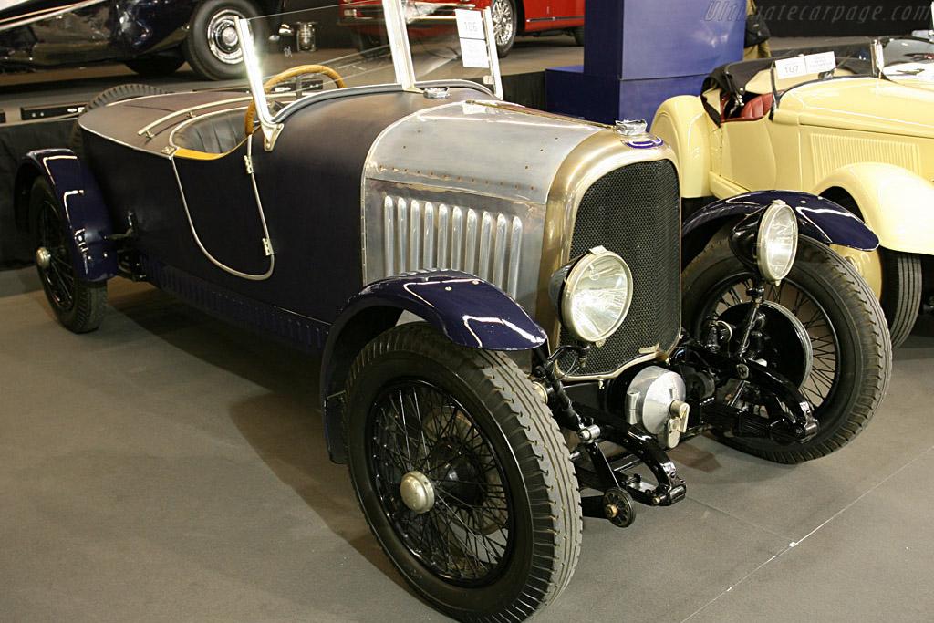 Voisin C4 Roadster - Chassis: 18533   - 2008 Retromobile