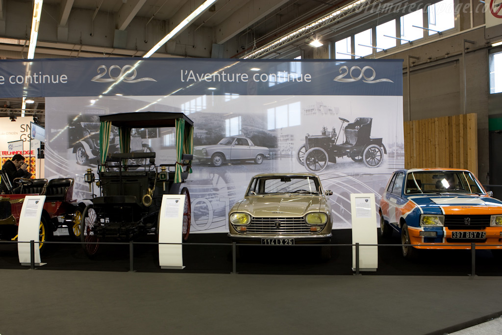 200 Years of Peugeot    - 2010 Retromobile