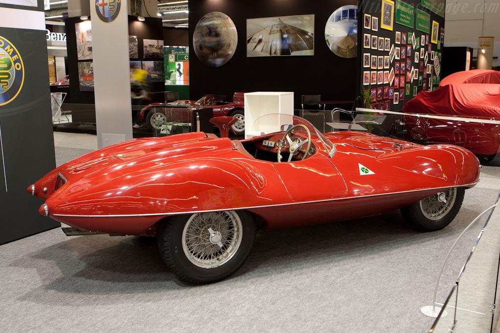 Alfa Romeo Disco Volante    - 2010 Retromobile