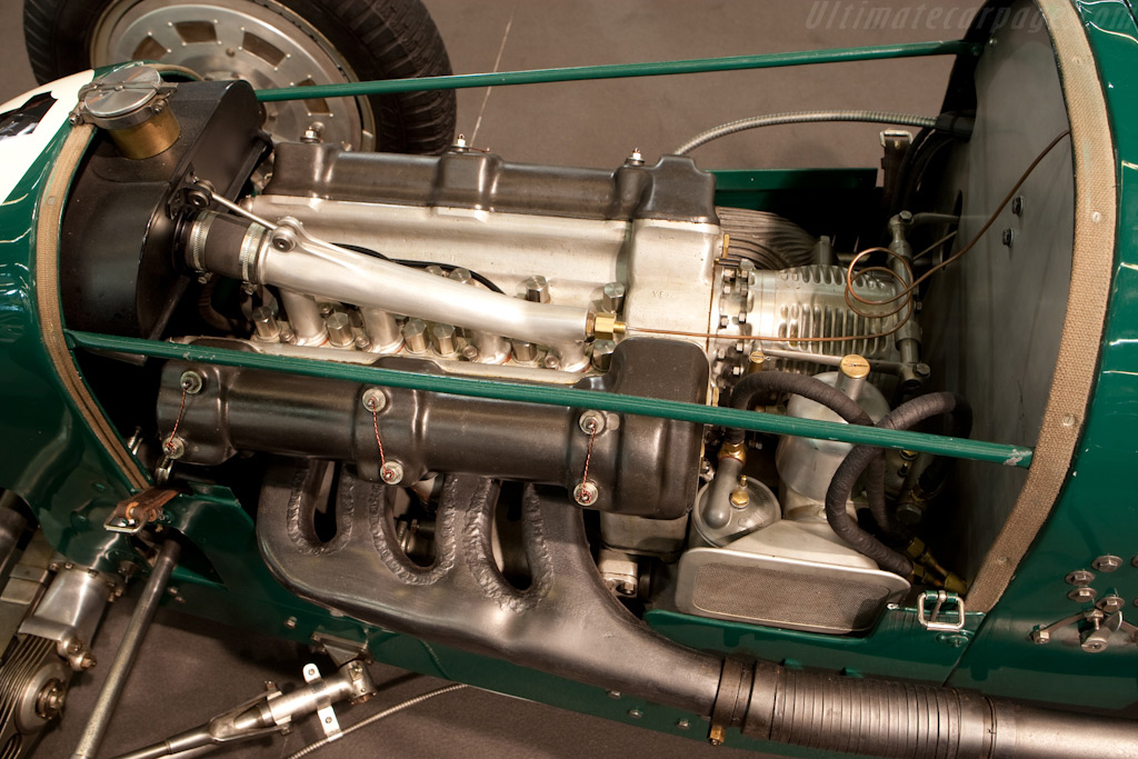 Austin Seven Twin Cam / Twin Supercharger    - 2010 Retromobile