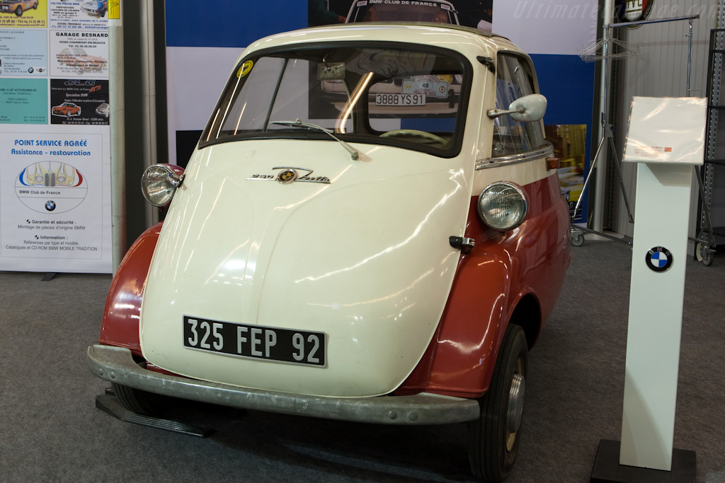 BMW Isetta 250    - 2010 Retromobile