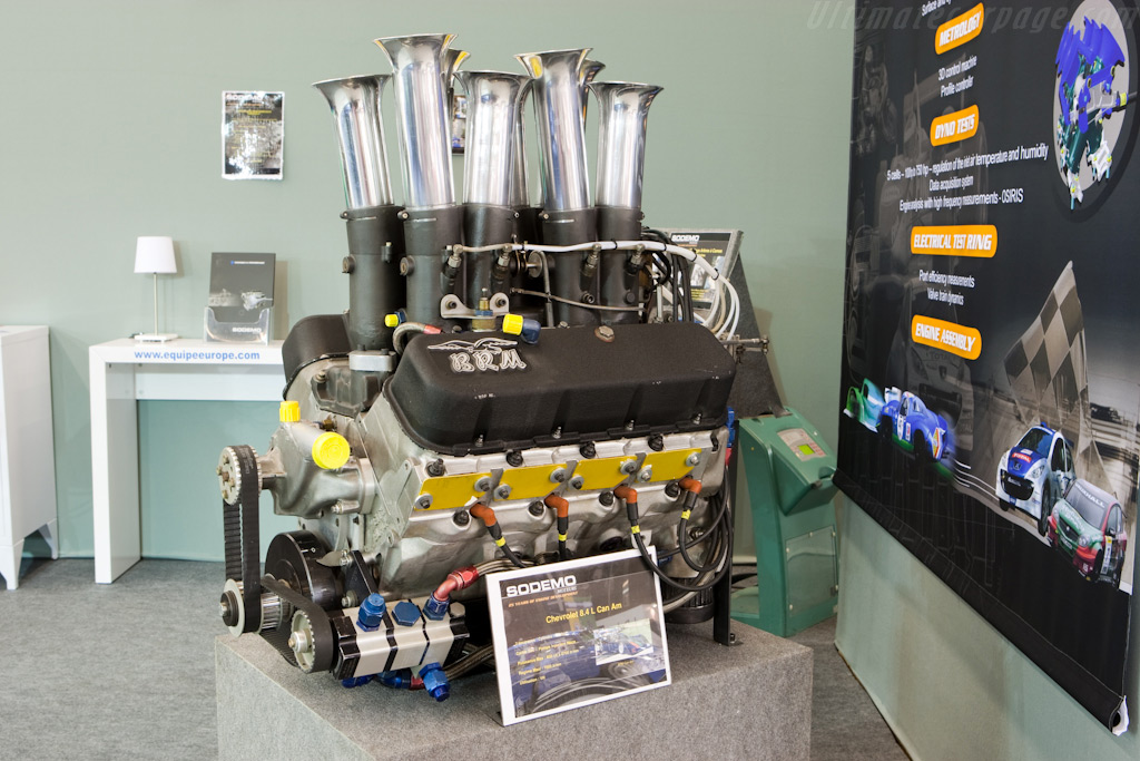 BRM / Chevrolet V8 - Chassis: P154-01   - 2010 Retromobile