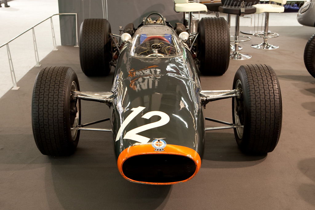 BRM P261    - 2010 Retromobile