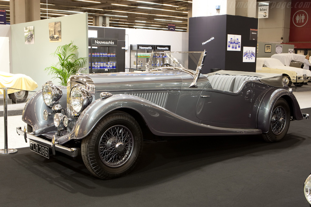 Bentley 4 1/4 Litre Vanden Plas Open Tourer    - 2010 Retromobile