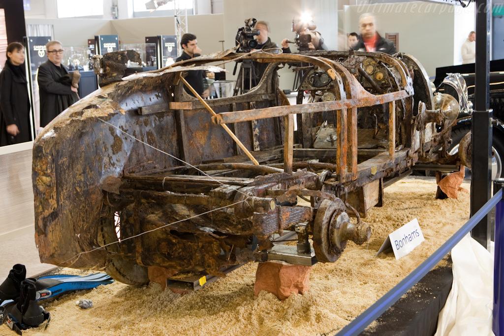 Bugatti Type 22 Brescia    - 2010 Retromobile
