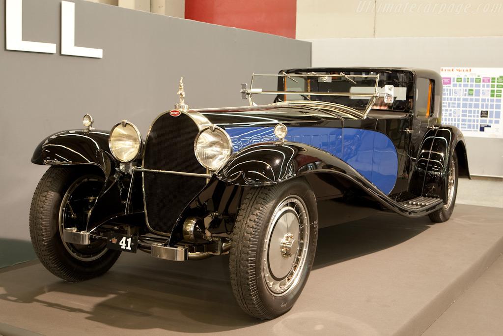 Bugatti Type 41 Royale (Replica)    - 2010 Retromobile