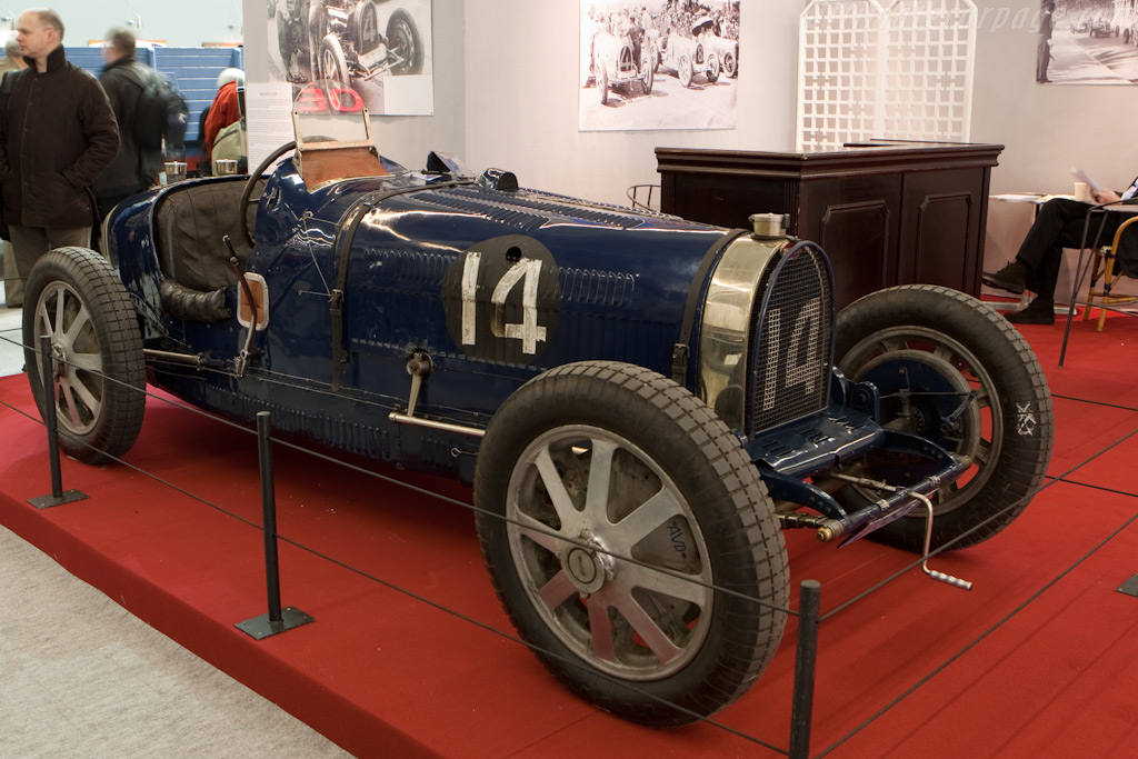 Bugatti Type 51    - 2010 Retromobile