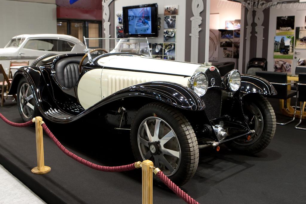 Bugatti Type 55 Replica - Chassis: 55213R   - 2010 Retromobile