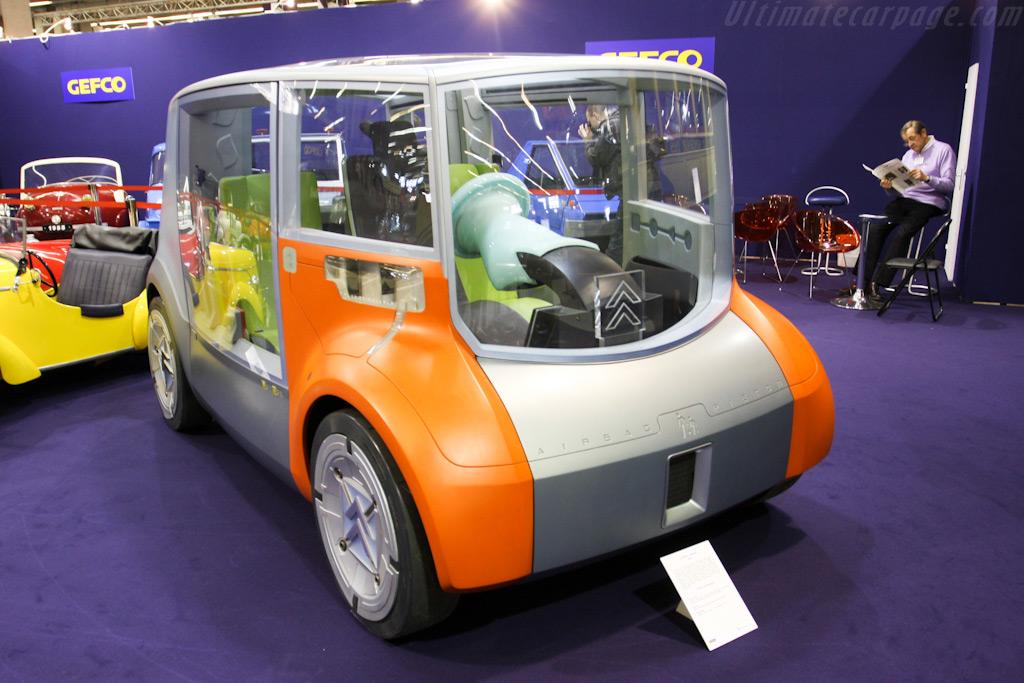 Citroën Osmose    - 2010 Retromobile