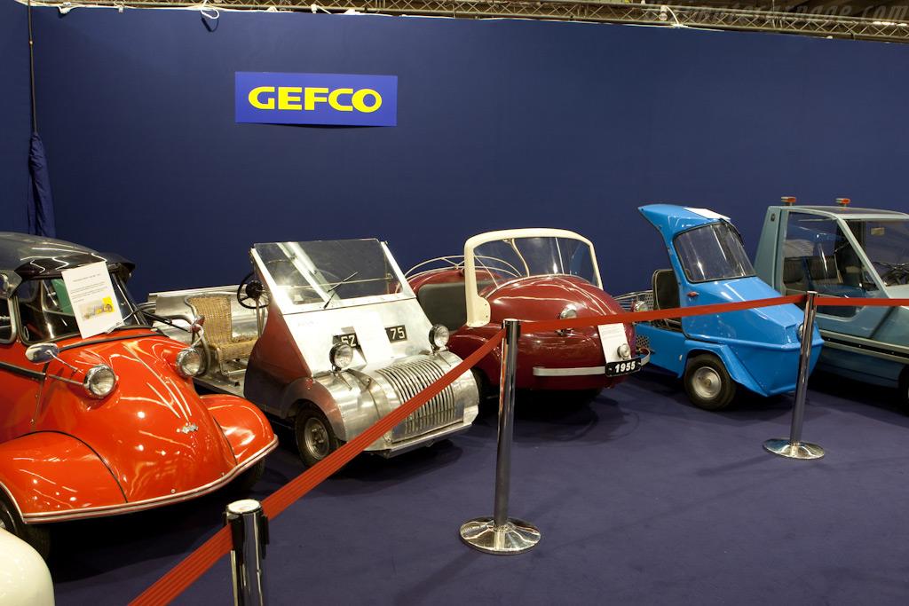 City Cars    - 2010 Retromobile