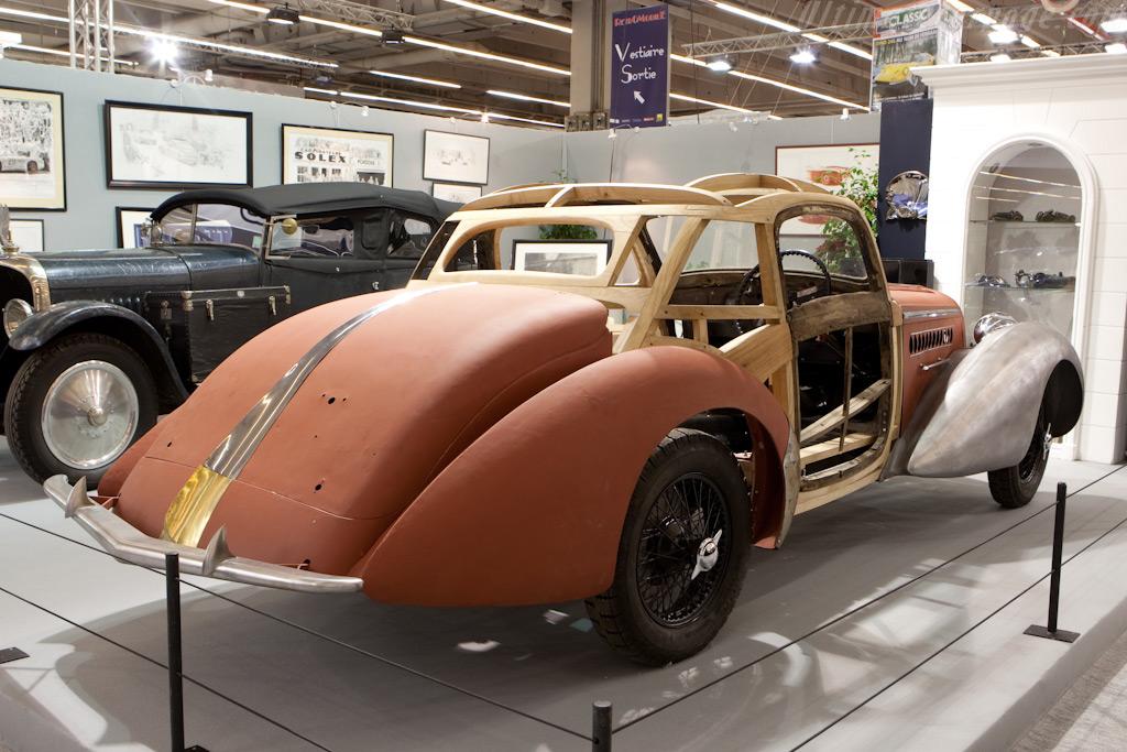 Delahaye    - 2010 Retromobile