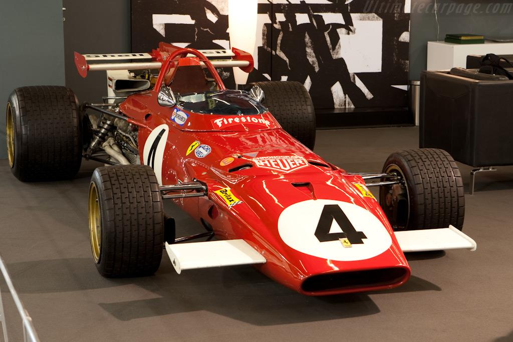 Ferrari 312 B - Chassis: 003   - 2010 Retromobile