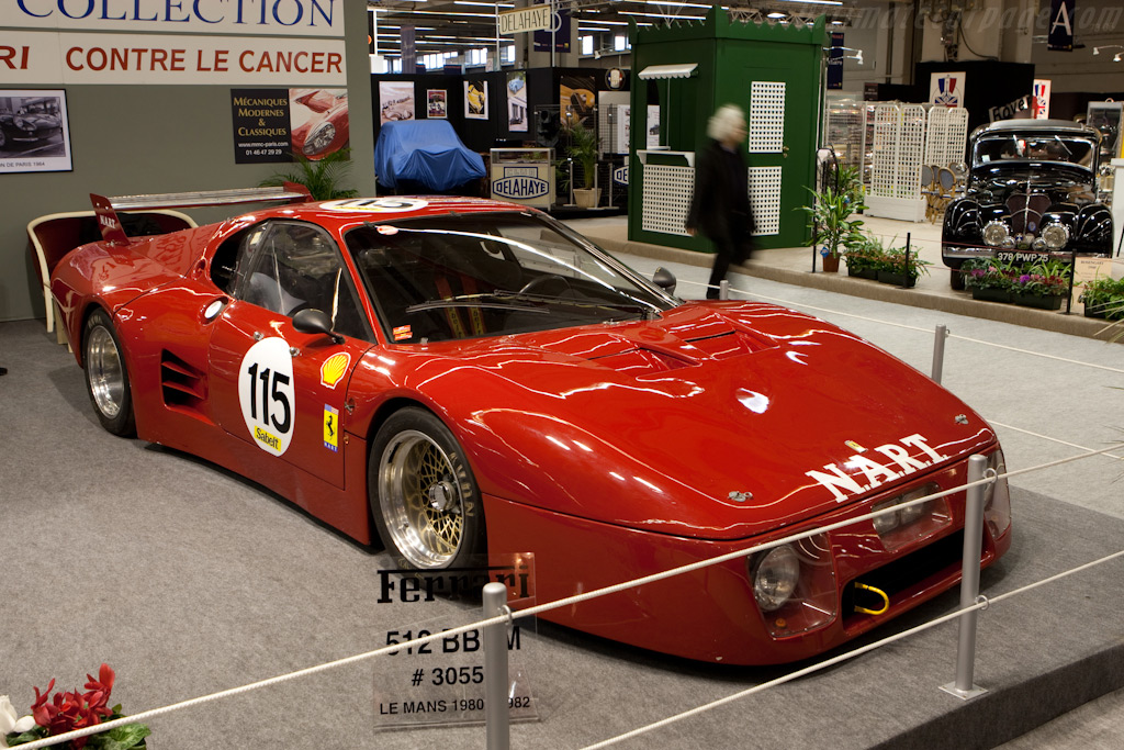 Ferrari 512 BB LM - Chassis: 30559   - 2010 Retromobile