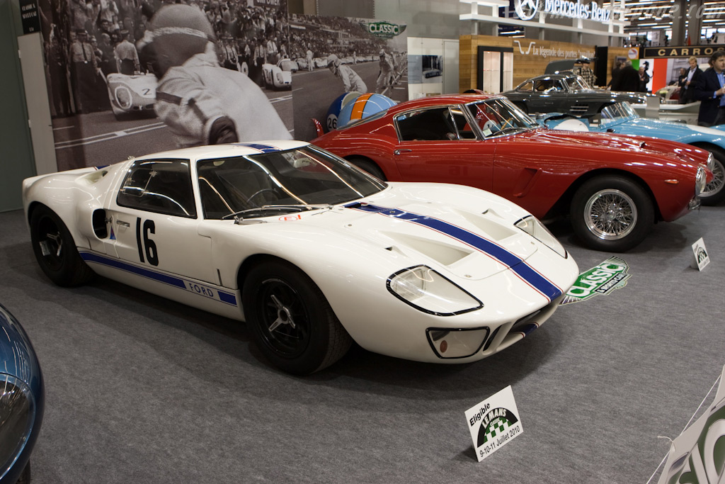 Ford GT40 - Chassis: GT40P/1020   - 2010 Retromobile