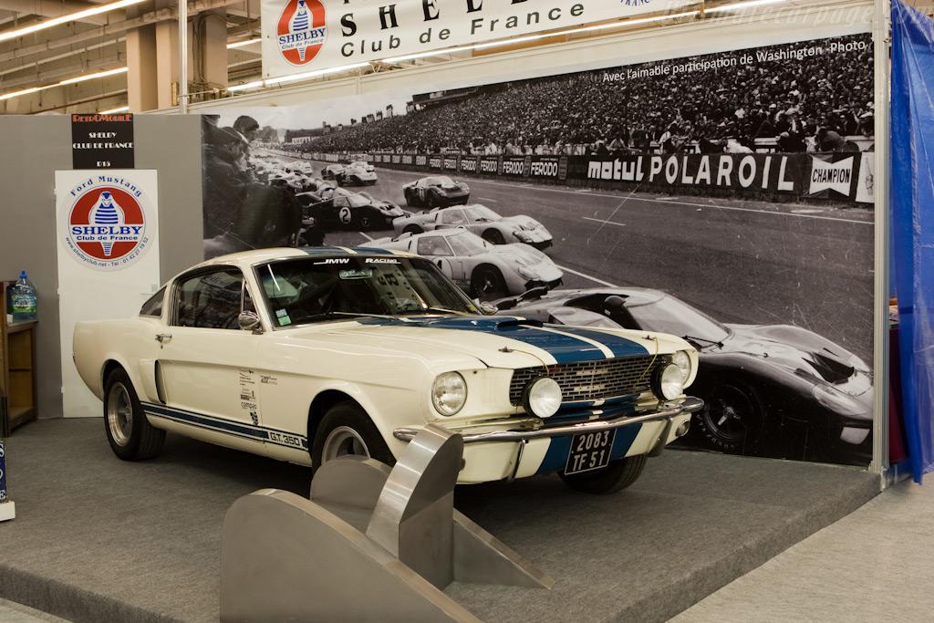 Ford Mustang    - 2010 Retromobile