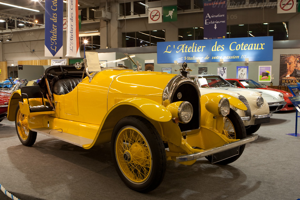 Kissel 6-45 'Gold Bug'    - 2010 Retromobile