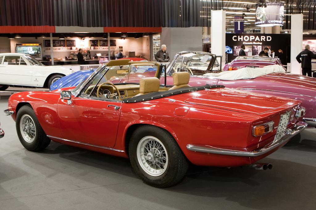 Maserati Mistral Spider    - 2010 Retromobile