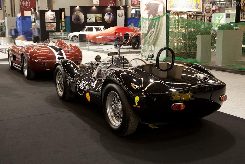 Maserati Tipo 61 Birdcage - Chassis: 2454   - 2010 Retromobile