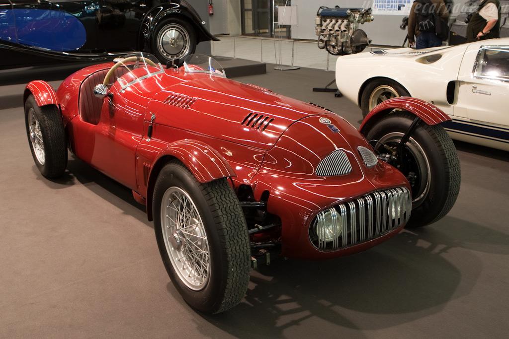 Nardi Alfa Romeo    - 2010 Retromobile