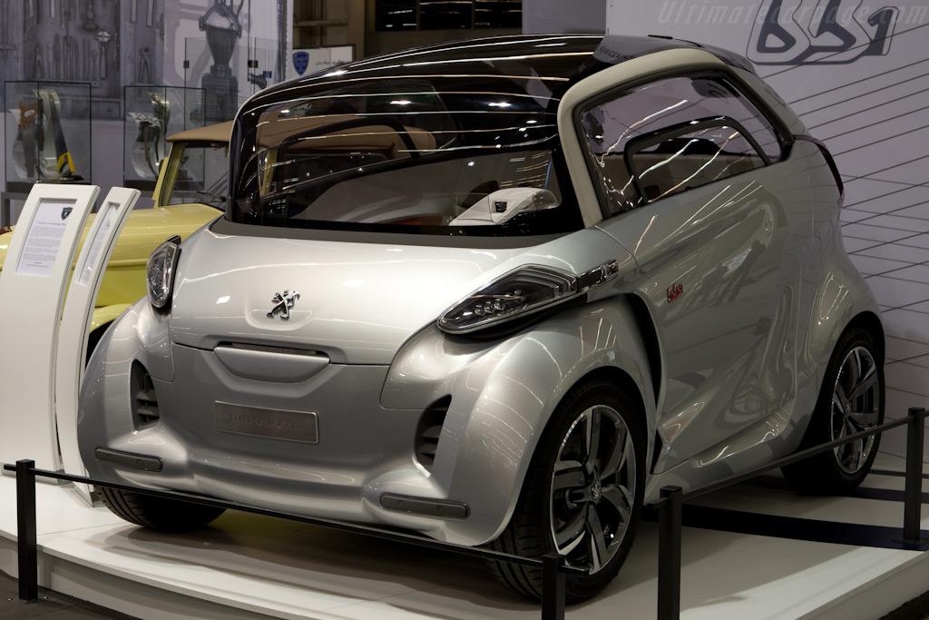 Peugeot BB1 Concept    - 2010 Retromobile
