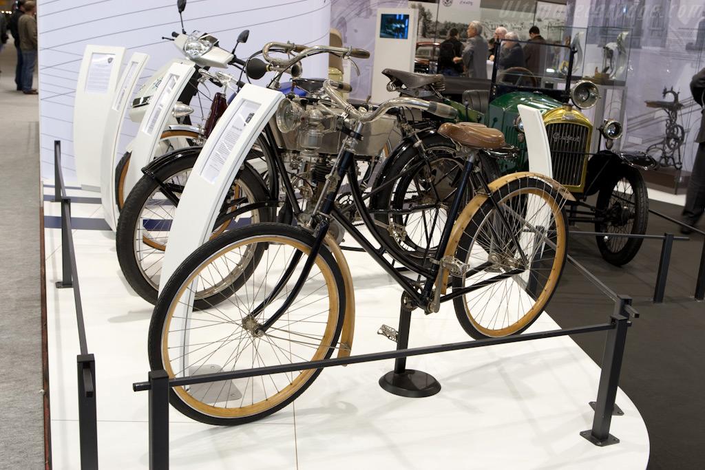 Peugeot Bikes    - 2010 Retromobile