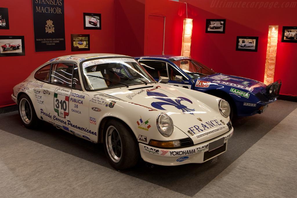 Porsche 911    - 2010 Retromobile