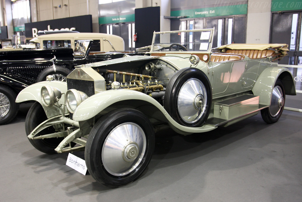 Rolls-Royce Silver Ghost Tourer    - 2010 Retromobile