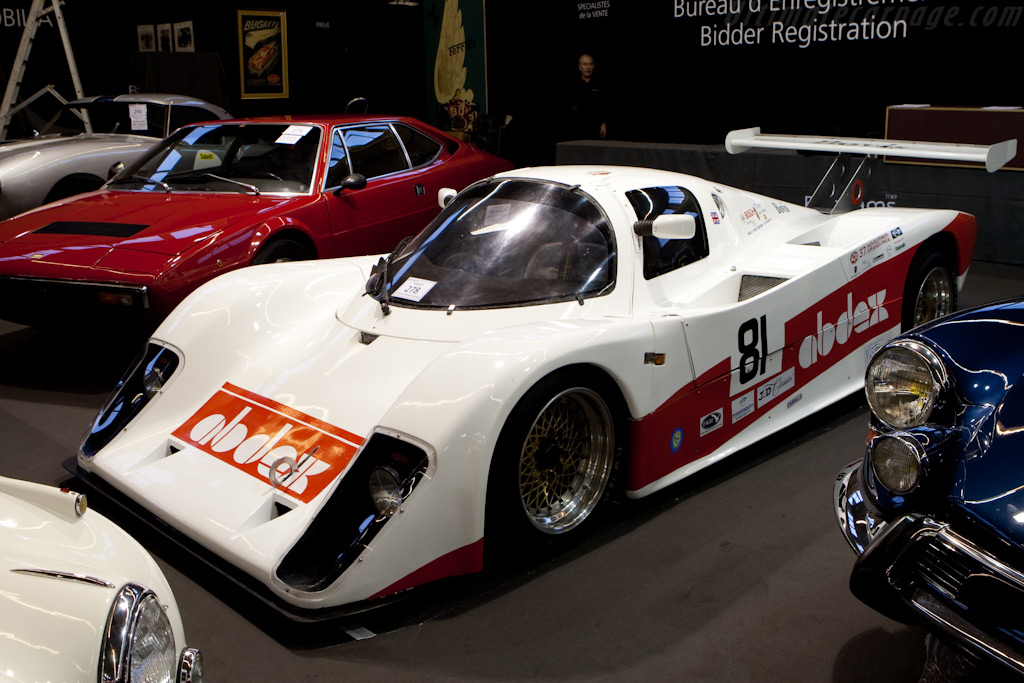 Tiga CG287 Buick - Chassis: 350   - 2010 Retromobile