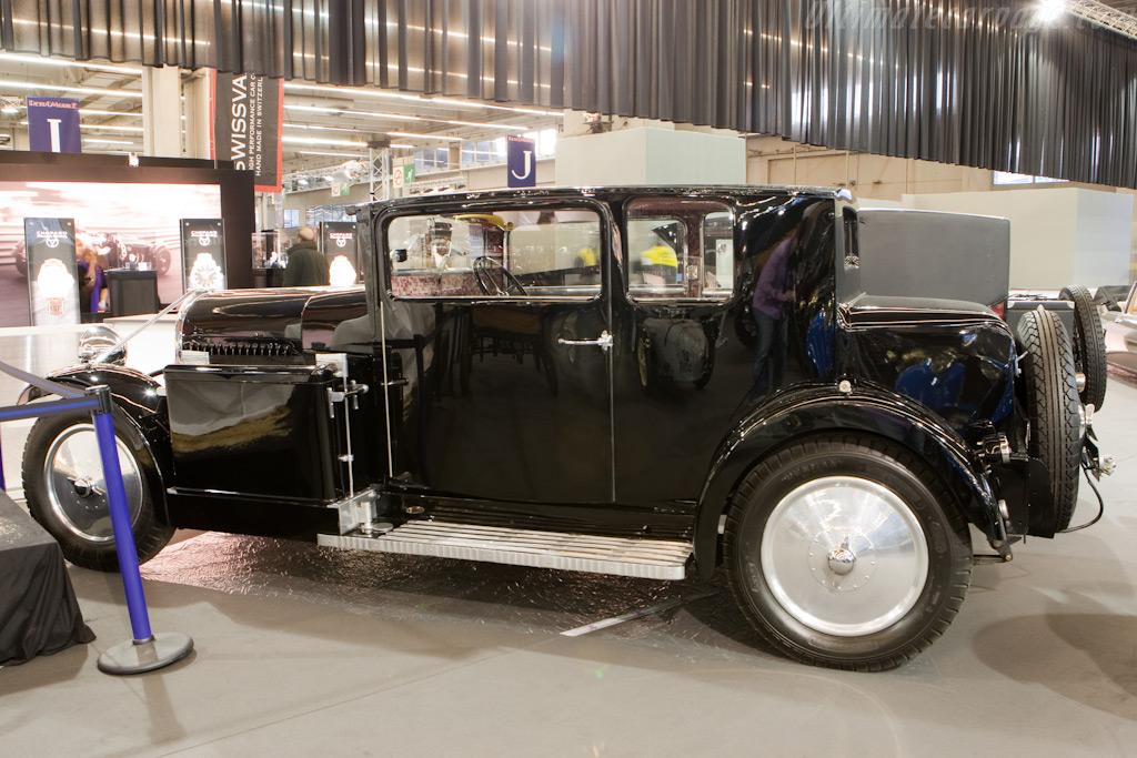 Voisin C14 Chartre    - 2010 Retromobile